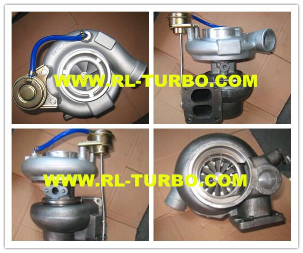 Turbocharger Used For: ,Turbocharger For Mitsubishi-Turbocharger Used For