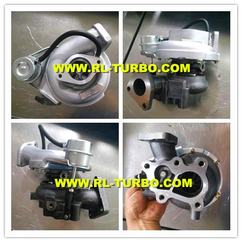 Turbocharger GT2056S, 775629-0002 775629-5002S 14411-2DB1A 144112DB1A for Nissan ZD30D13